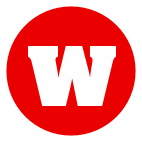 A theme footer logo of Wright's Market